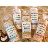 8 Paquetes Rice Cakes (tortitas) Delightrice Arroz Integral