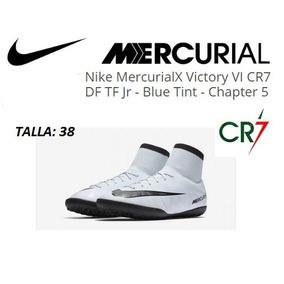 Zapatillas Nike Mercurial Para Niño Cr7 Nuevas Originales 0d2fd16573c9f