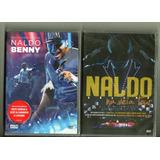 2 Dvds - Naldo Benny - Multishow + Na Veia Tour - Lacrados.