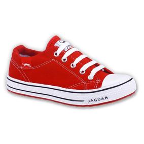 Zapatillas Zapatos Jaguar Lona Modelo 320 Originales Oferta
