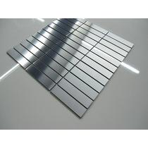 Pastilha De Metal Inox 12x S/ Juros Frete Grátis Sul/sudeste