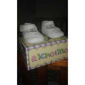 Zapatos Richolinos De Niña Talla 15