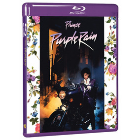 Prince Purple Rain Bluray Nuevo Remastered 2016 Blu-ray