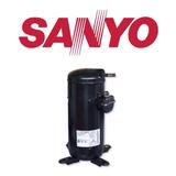 Compresor Sanyo 5 Toneladas Monofasicos Y Trifasicos