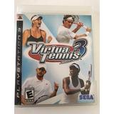 Virtua Tenis 3