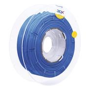 Filamento Pla Ht Azul Claro Metal 500g 1,75mm 3dx
