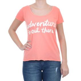 Camiseta Roxy Vintage Mcadventu