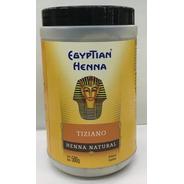 Egyptian Henna Natural 500 Gr Tiziano