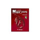 Libro Autodesk Maya 2009 De Jose Mauricio Flores