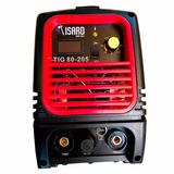Soldadora Inverter Isard Tig/mma 250 Amp