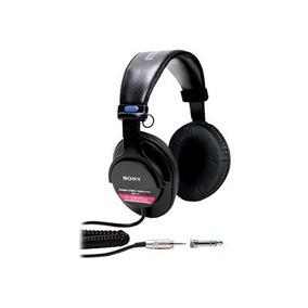 Auriculares Sony Mdr-v6 Grandes P/sony Ht-4800, 5800 Y Más