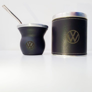 Mate, Yerbera Y Bombilla Oficial Volkswagen