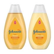 Kit Shampoo + Condicionador Johnsons & Johnsons Baby