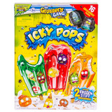Grossery Gang Icky Pops Helados 16 Figuras Sorpresa Educando