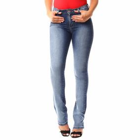 Calça Jeans Feminina Flare 246702 Sawary