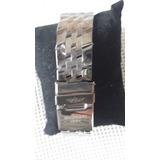 Malla Para Reloj Breitling Acero 24mm Importada