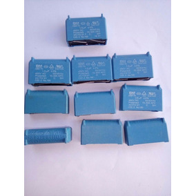 Capacitor Cbb61 1,2uf X 450v Placa Eletronica Ar Split Kit
