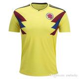Camiseta De Colombia 2018 Tallas Xxl No Disponible 3xl Y 4xl