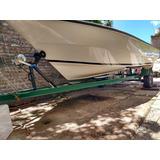 Trailers Náuticos Ipn 80 Rod13 Nuevos 0km Para Embarcaciones