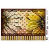 Contracolado Artístico 12980 Lámina Brillante Bandeja Lb-15