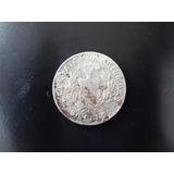 Moneda Chilena 20 Centavos De 1892