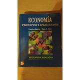Libro Economia Principios Y Aplicaciones Mochon Y Becker 2ed