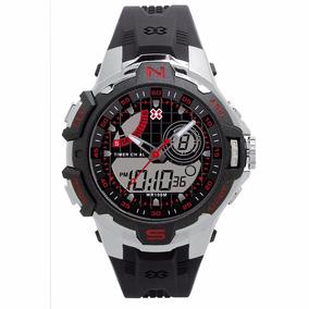 Relógio X-games Masculino Anadigi Xmppa026 B1px Mais Vendido