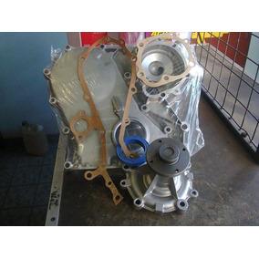 Bomba D Agua + Tapa De Distribución Dodge Vw 1500 + Reten