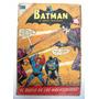Antigua Revista Comic Novaro Mexico Batman Superman Año 1969