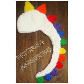 Gorros Tejidos A Crochet Dino Para Bebes