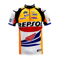 Camiseta De Ciclismo Ert Honda Repsol Bike Mtb Speed