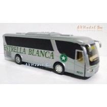 Autobús Bus Irizar Pb Estrella Blanca Escala 1/65