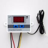 Termostato Digital 0,1 Precisión Incubadoras, Ambientes 220v