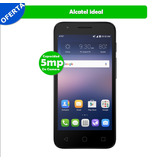 Telefono Alcatel Ideal 8gb 1gb Ram Android Inteligente Nuevo
