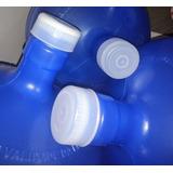 Kit 10 Tampas P/ Garrafão De Água Mineral 20 E 10 Litros
