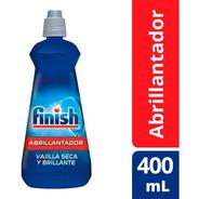 Abrillantador Para Lavavajillas Automático Finish 400ml