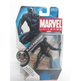 Boneco Pantera Negra Black Panthe - Marvel