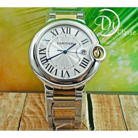 Reloj Cartier Ballon Acero Oro