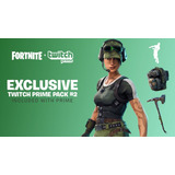 Skin Fornite + Twitch Prime