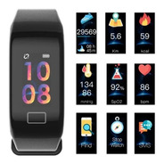 Smartband Inteligente Mtr 22 Pulseira Monitor Cardíaco Andro