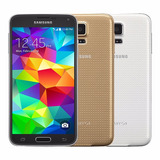 Samsung Galaxy S5 16gb 4g 16mp Caja Sellada + Templado