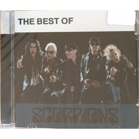 Cd Scorpions - The Best Of Scorpions (original E Lacrado)