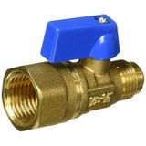 Sanplom 8559 Válvula De Control Para Gas De 3/8 X 1/2 Sin