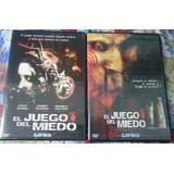 Dvd El Juego Del Miedo / El Juego Del Miedo 2