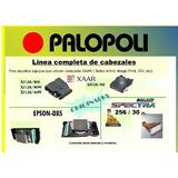 Cabezales Originales Xaar Nuevos 128 Todos Palopoli
