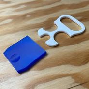 Puxador Abre Portas Vira Chaves Higiene Proteção