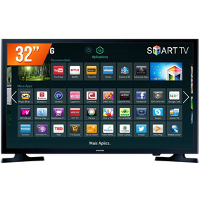 Smart Tv Led 32 Samsung Wi-fi Hg32ne595jgxzd