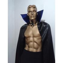 Capa Drácula Vampiro Halloween, Fantasia - Performer Angels