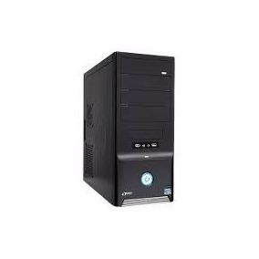Computador Cpu Intel Dual Core 2gb Ram 160disco Win7