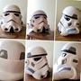 Casco Stormtrooper Star Wars - Tamaño Personalizado